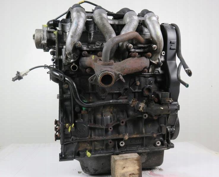 Motor 1,9D 51 kW WJZ DW8 Peugeot Partner 206 306 Citroen Berlingo Xsara