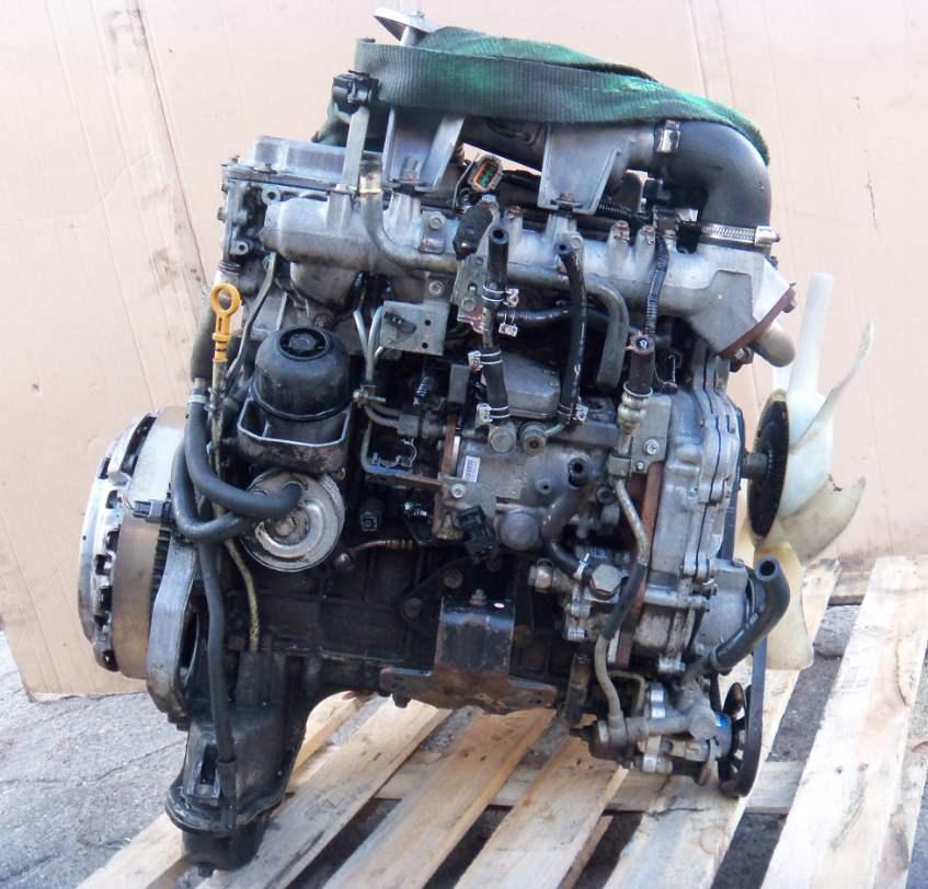 Motor 2,5 Di YD25 Nissan Navara D22 NP300