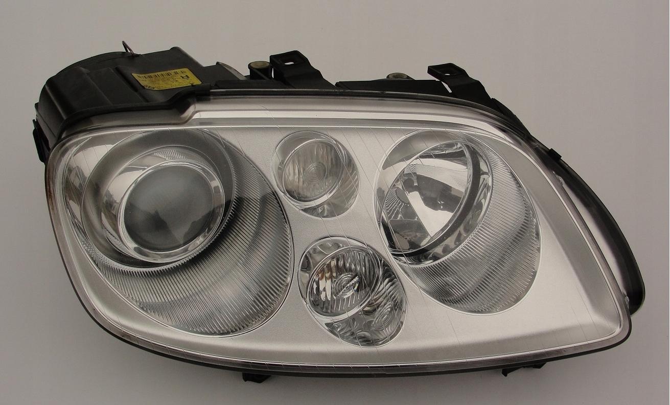 Predné bixenónové svetlo Volkswagen Touran 2003-2006