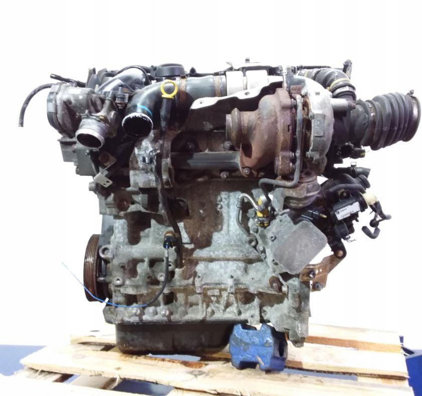 Motor 1,6 TDCi T1DA T1DB 85 kW na Ford Focus C-Max
