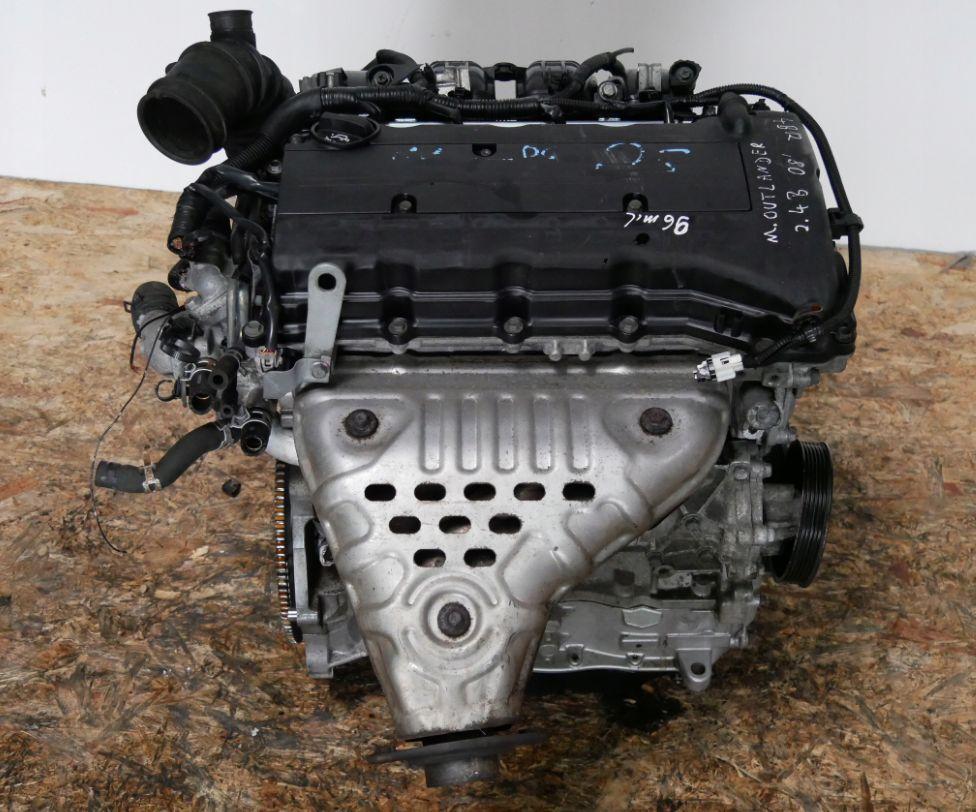 Motor 2,4 125 kW 4B12 Mitsubishi Outlander II