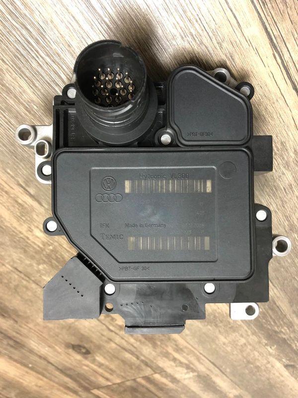 Riadiaca jednotka automatickej prevodovky Multitronic Audi A4 A6 8E2910155A 8E2910155B 8E2910155C 8E2910155D 8E2910155E 8E2910155F 8E2910155G 8E2910155H 8E2910155K 8E2910155M 8E2910155P 8E2910155T 8E2910155S