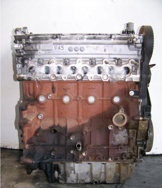 Motor 2,0 TDCi AZWA 96 kW Ford S-Max Galaxy
