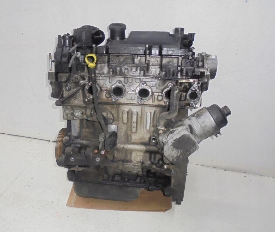 Motor 1,4 TDCi F6JD KVJA 51 kW na Ford Fiesta