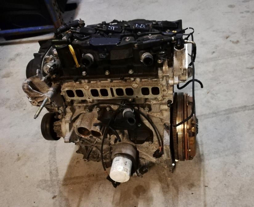Motor 1,6 EcoBoost JTDA JTDB na Ford Focus C-Max 134 kW