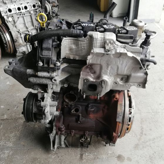 Motor 1,0 EcoBoost 92 kW M1JE M1JH Ford Fiesta
