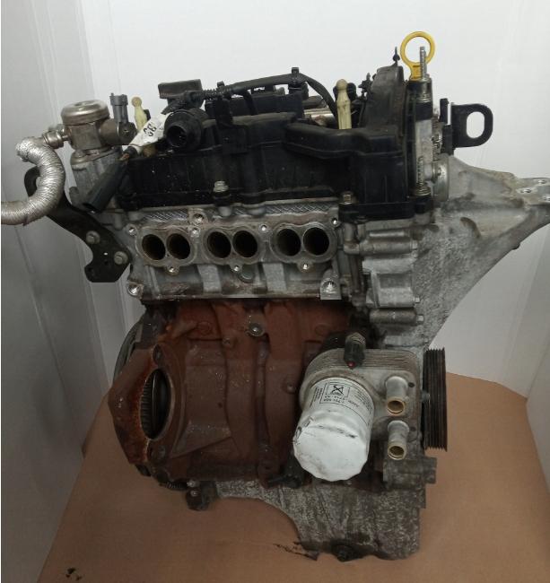 Motor 1,0 EcoBoost 74 kW MJDA M2DA SFDA na Ford Focus C-Max