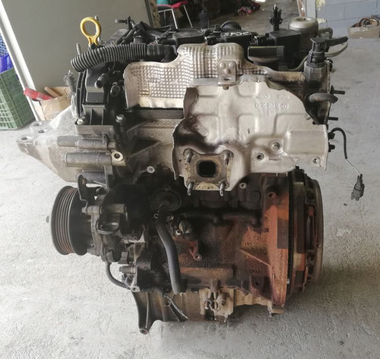 Motor 1,0 EcoBoost 74 kW SFJA SFJB SFJC SFJD Ford Fiesta