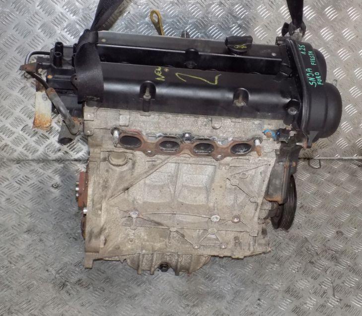 Motor 1,25 60 kW SNJA SNJB SNJC SNJD Ford Fiesta