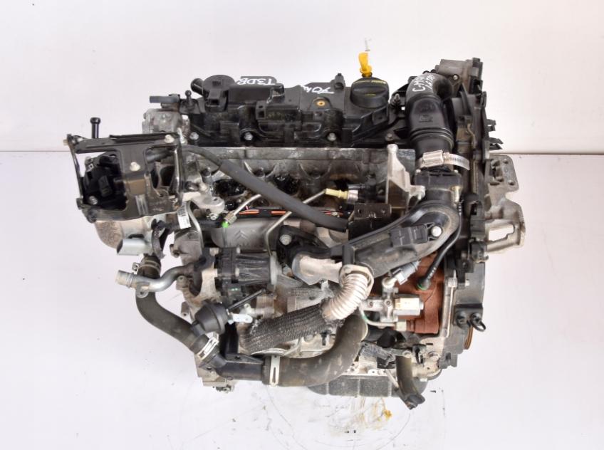 Motor 1,6 TDCi T3DA T3DB 70 kW na Ford Focus C-Max