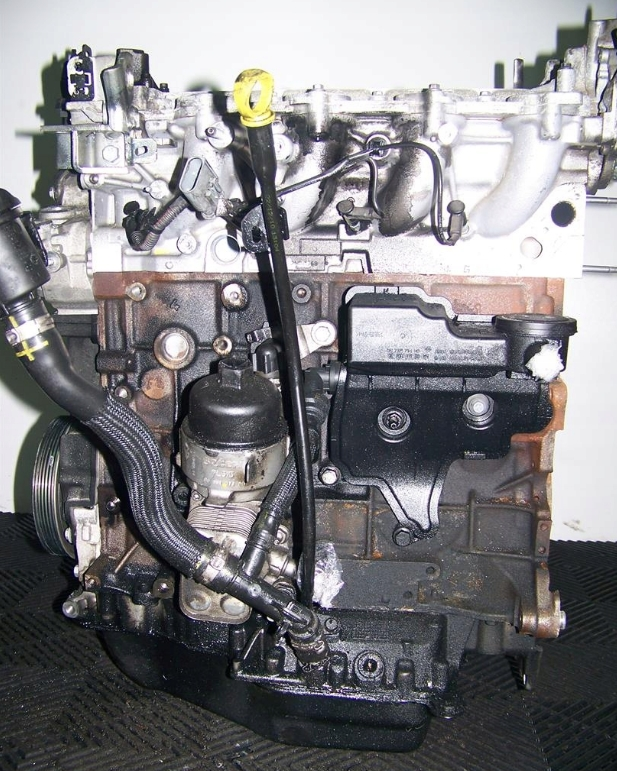 Motor 2,0 TDCi TXDA TXDB 120 kW na Ford Kuga Focus C-Max