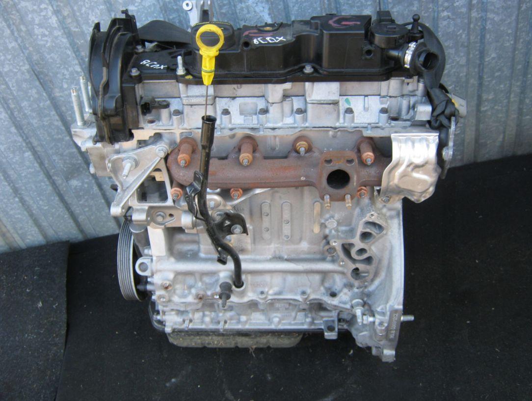 Motor 1,5 TDCi XUJA XUJB 55 kW na Ford Fiesta B-Max