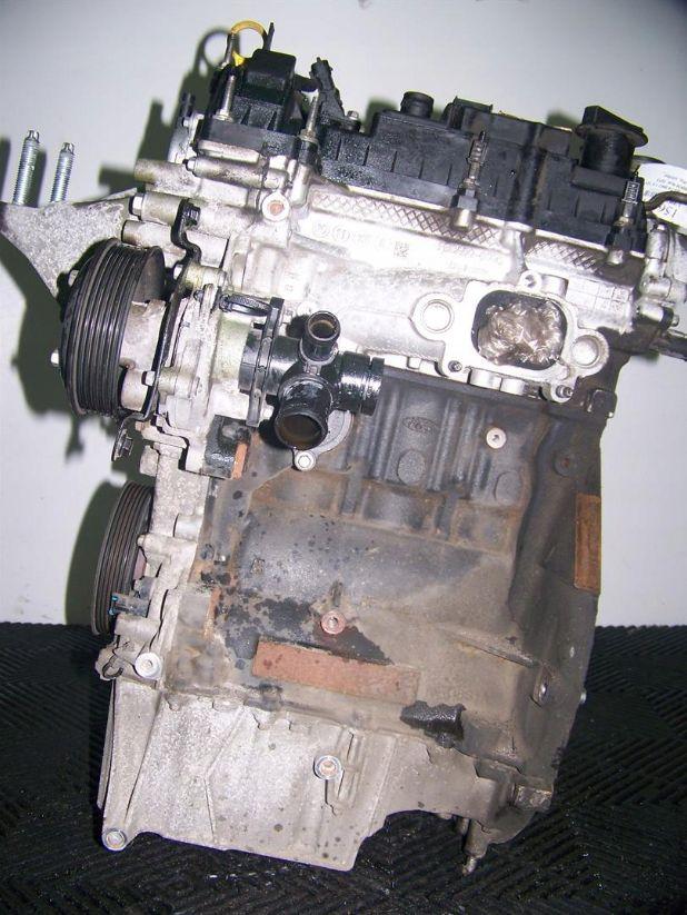 Motor 1,0 59 kW P4JA P4JB P4JC P4JD Ford Fiesta