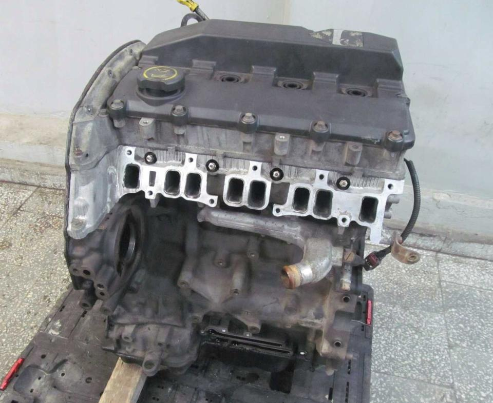 Motor 2,4 TDDi F4FA 55 kW na Ford Transit