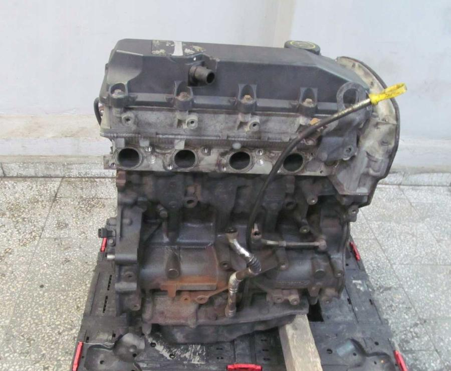 Motor 2,4 TDDi D0FA 92 kW na Ford Transit