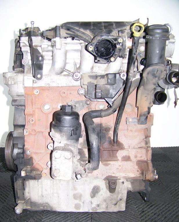 Motor 2,0 TDCi G6DG 100 kW na Ford Kuga