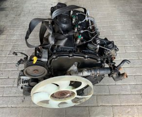 Motor 2,4 TDCi H9FB 103 kW na Ford Transit