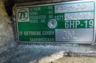 Automatická prevodovka JNL 6HP-19 na Audi A8 D3
