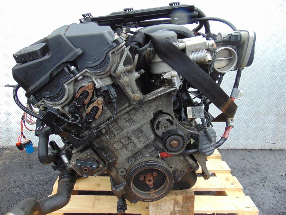 Motor N46B20B BMW 118i 120i 318i 320i 95 kW 110 kW N46