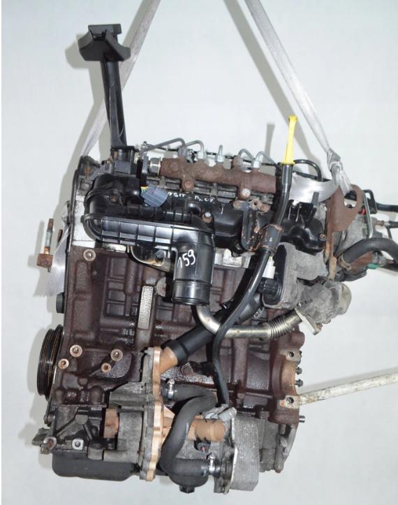 Motor 2,2 TDCi QWFA 96 kW Ford Transit 2,2 HDi 4HH Peugeot Boxer Citroen Jumper