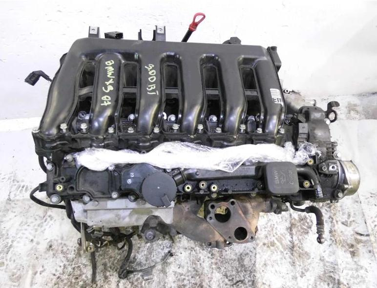 Motor BMW 3,0D M57D30 306D3 BMW X3 E83 X5 E70 E71 X6