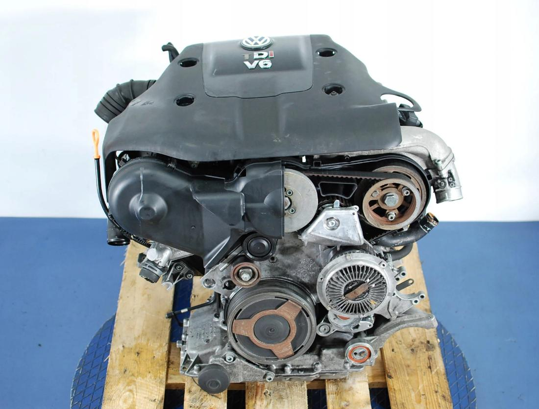 Motor 2,5 TDi AKN 110 kW Audi A4 A6 VW Passat Škoda Superb