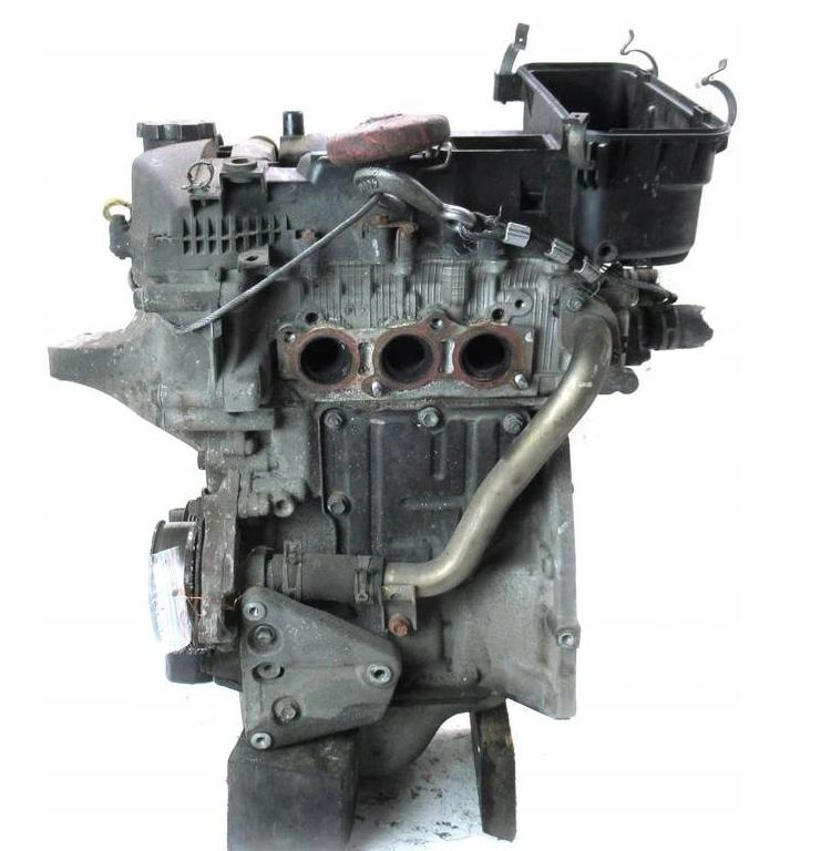 Motor 1,0 12V VVT-i 50kW 1KR-FE Toyota Aygo Peugeot 107 Citroen C1