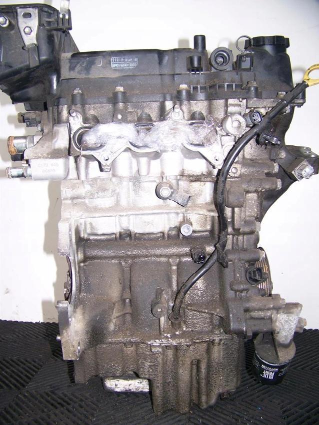 Motor 1,0 12V VVT-i 51kW 1KR-FE na Toyota Yaris II
