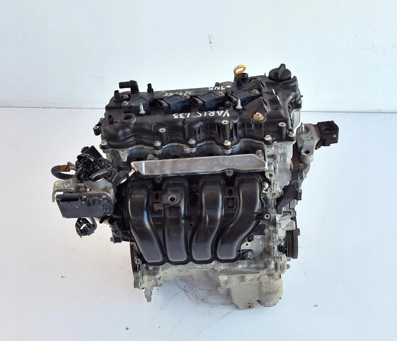 Motor 1,33 VVTi 1NR-FE na Toyota Yaris Auris Verso