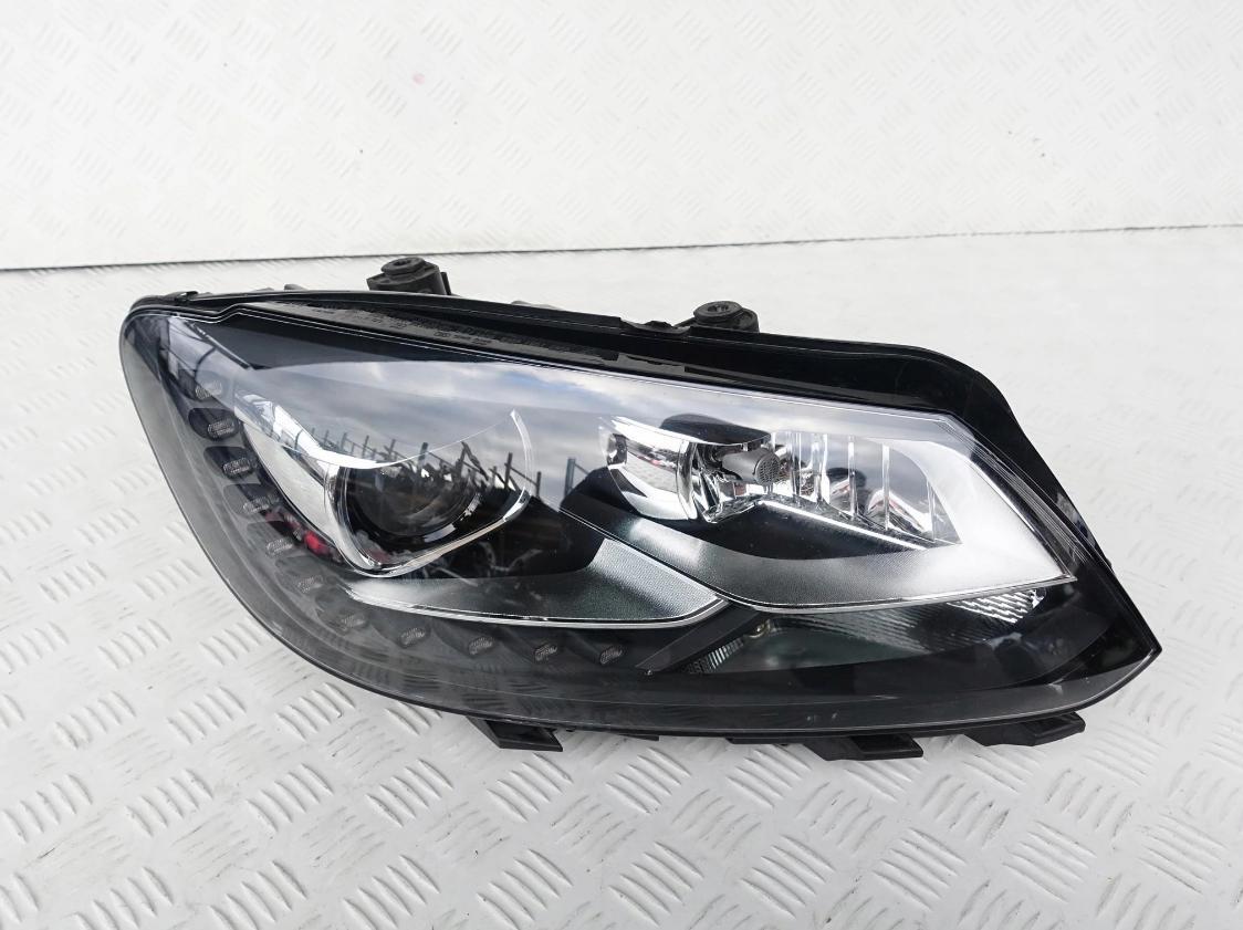 Predné bixenónové LED svetlo Volkswagen Touran II 2010-2015 1T1941751H 1T1941752H