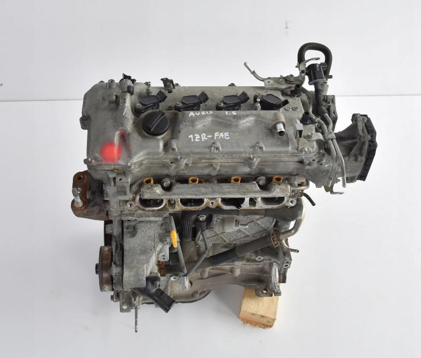 Motor 1,6 Valvematic 1ZR-FAE Toyota Auris Avensis Verso