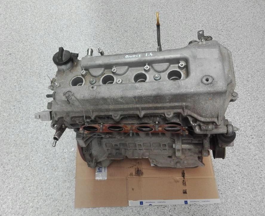 Motor 1,4 VVTI 4ZZ-FE Toyota Auris