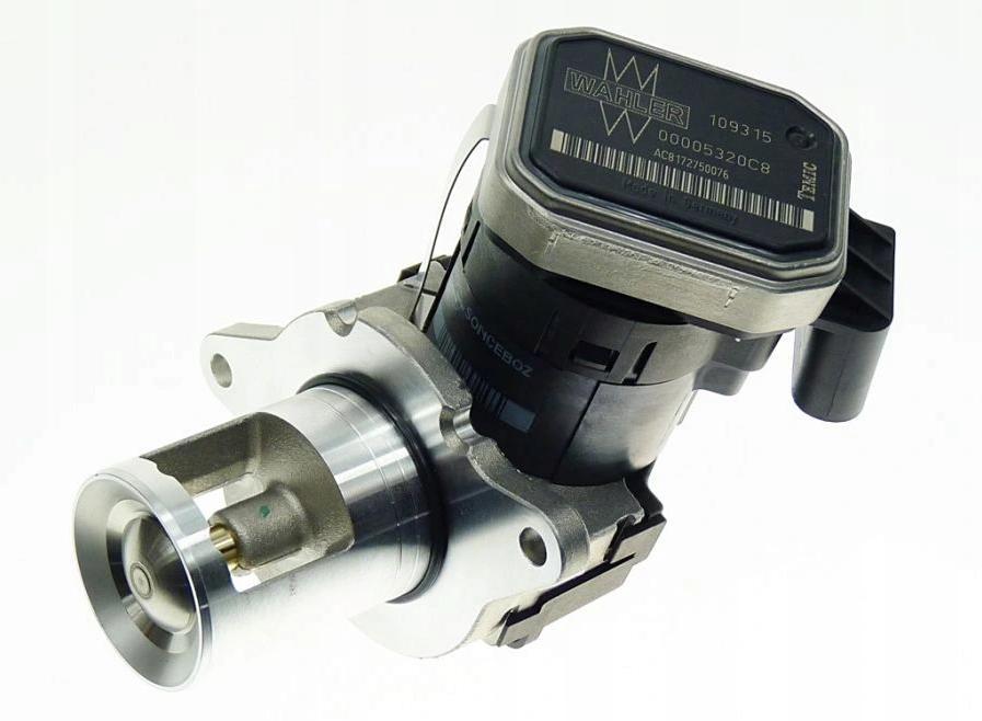 Originál EGR ventil 7389D MERCEDES C200 CDI C220 CDI CLK 220 CDI Chrysler  6461400460 6461400760