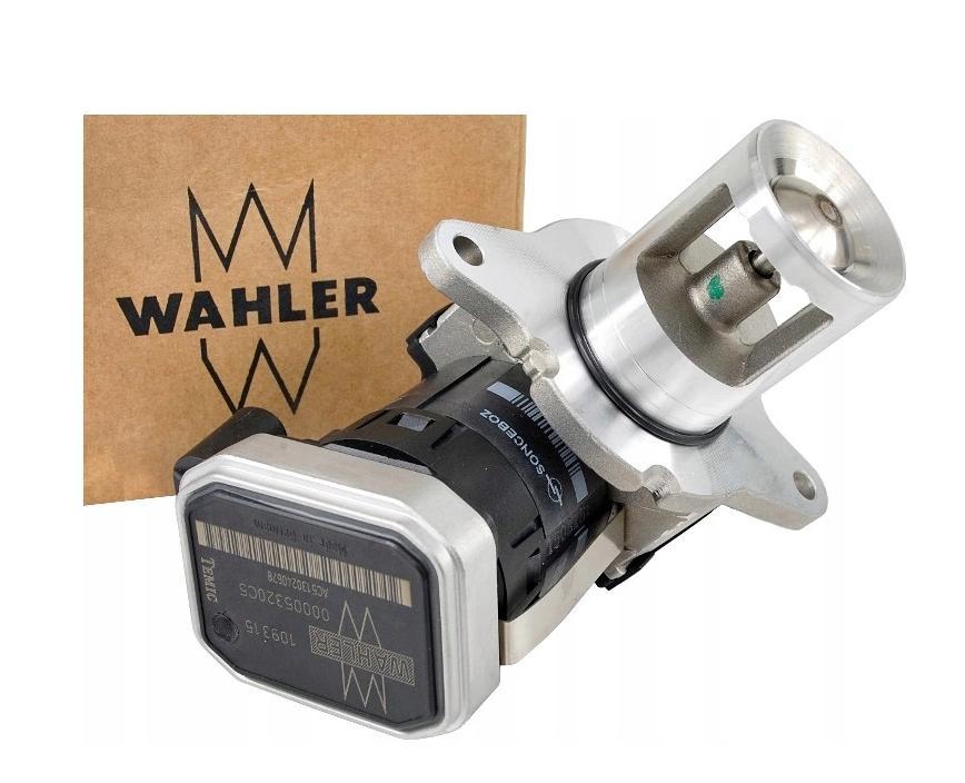Originál EGR ventil 7353D MERCEDES C200 CDI C220 CDI CLK 220 CDI Vito W639 6461400860