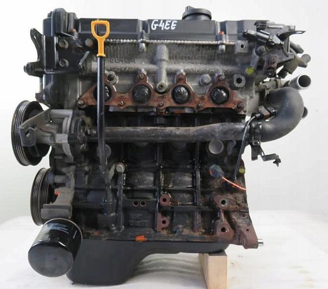 Motor 1,4 16V G4EE na Hyundai Getz Accent Kia Rio