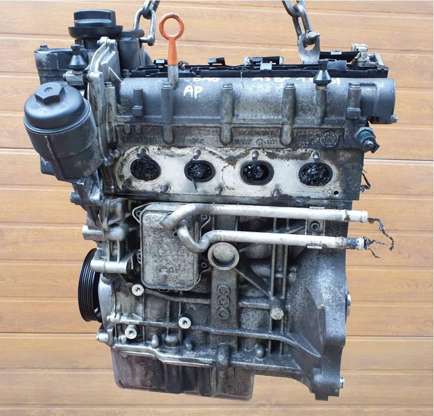 Motor 1,6 FSI BAG Škoda VW Seat Audi