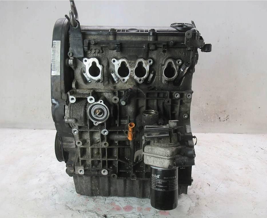 Motor 1,6 75 kW BGU Škoda VW Seat Audi