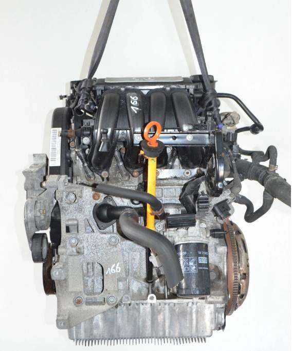Motor 1,6 75 kW BSE Škoda VW Seat Audi