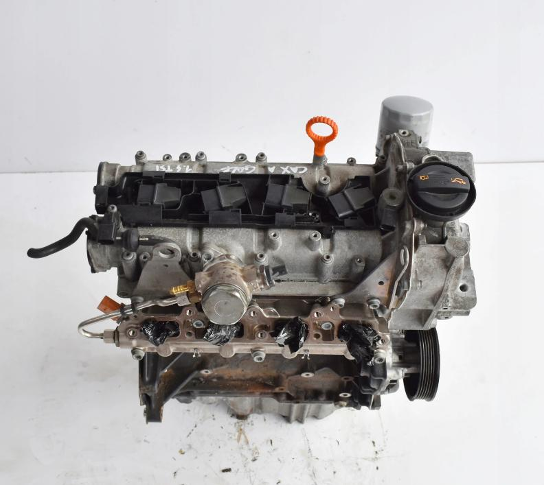Motor 1,4 TSi Škoda VW Seat Audi CAX CAXA 90 kW