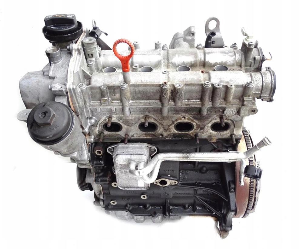 Motor 1,4 TSi Škoda VW Seat Audi CAXC 92 kW