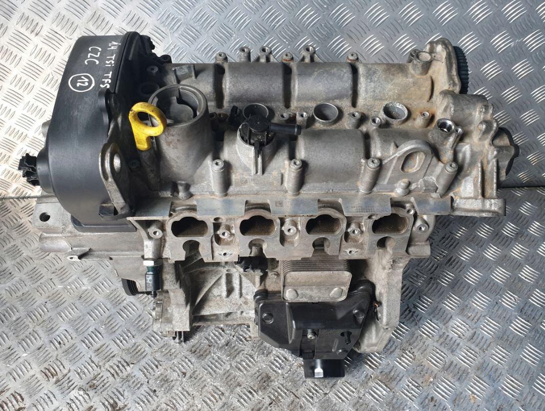 Motor 1,4 TSi CZC CZCA Škoda VW Seat Audi 92 kW