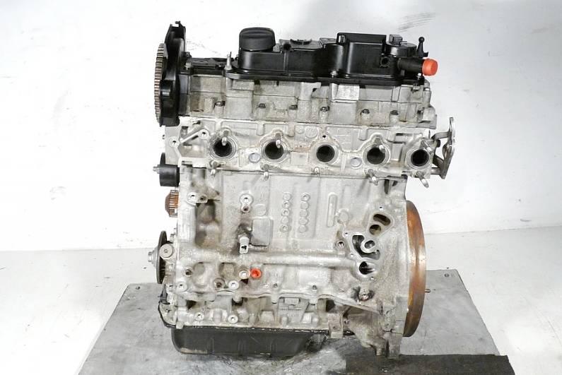 Motor 1,6 TDCi 70 kW TZJA TZJB na Ford Fiesta