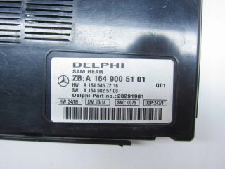 Riadiaca jednotka modul SAM A1649005101 na Mercedes ML GL X164 W164