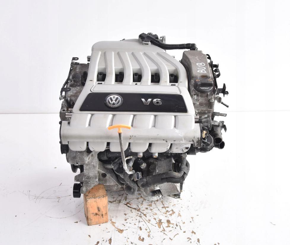 Motor 3,2 FSi BUB na Audi A3 TT VW Golf R32 Eos 184 kW