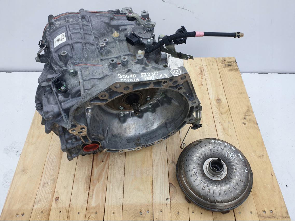 Automatická prevodovka Toyota Yaris 1,33 VVTI MMT 2011 – 2017