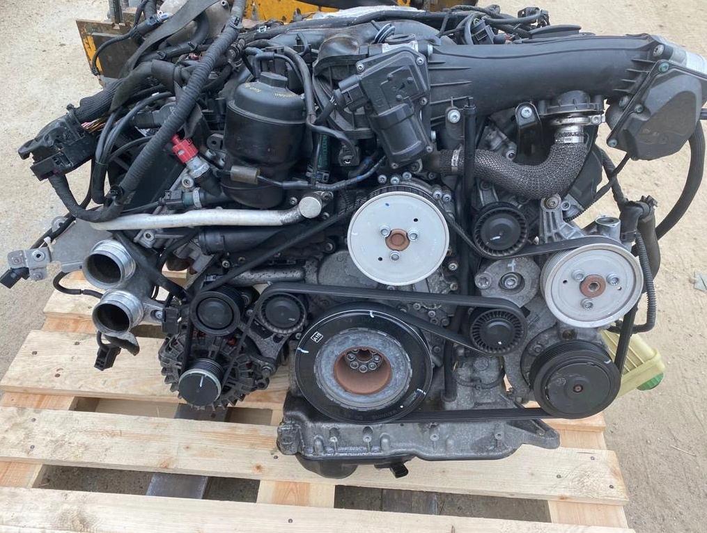 Motor 3,0 TDi 193 kW CVV na VW Touareg Porche Cayenne
