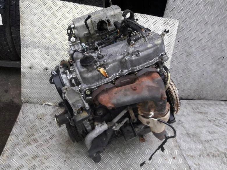 Motor 2,0 8V FE na Kia Sportage I