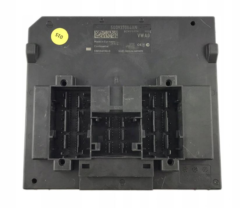 Riadiaca jednotka modul komfortu BCM 5Q0937084AN na VW Audi Seat Škoda