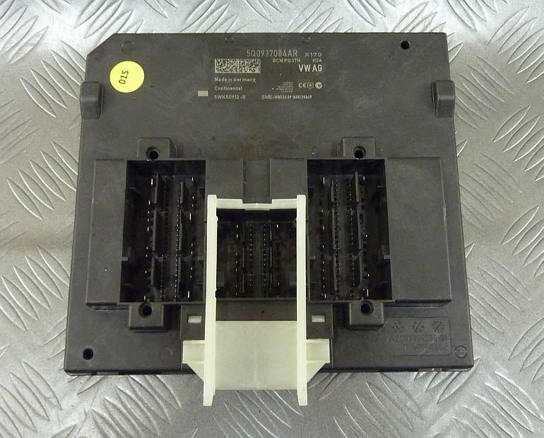 Riadiaca jednotka modul komfortu BCM 5Q0937084AR na VW Audi Seat Škoda