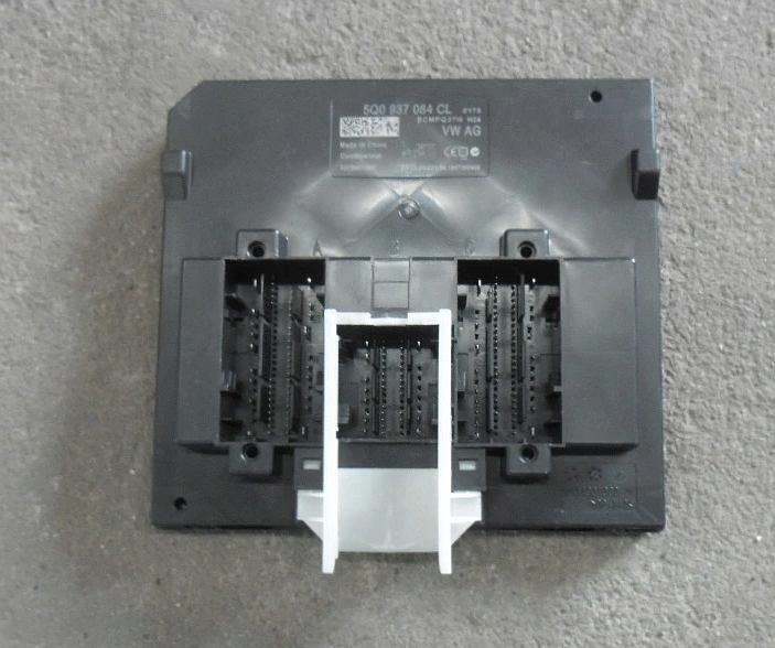 Riadiaca jednotka modul komfortu BCM 5Q0937084CL na VW Audi Seat Škoda